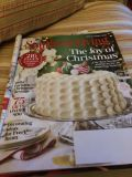 Brand new Christmas addition of southern living paid 5,99 in store and mine came the