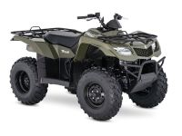 2017 Suzuki KingQuad 400ASi Utility ATVs Johnson City, TN