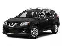 2016 Nissan Rogue SV (Black)