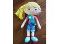 Yottoy Chloe Girl Scouts Friendship Doll Stuffed Plush Toy