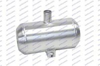 Purchase 8X16 Spun Aluminum Gas Tank With Remote Filler Neck And Side Outlet Bung motorcycle in Corona, California, United States, for US $235.00