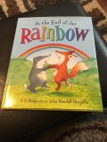 At the end of the Rainbow Hardback book $2