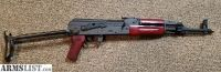 For Sale/Trade: U.S. AK47 Underfolder Russian Red!