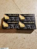 For Sale/Trade: 200 ROUNDS OF SELLIER & BELLOT 9MM FMJ