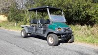 2007 Club Car XRT 1550 SE Gasoline Sport Side x Side Utility Vehicles Covington, GA