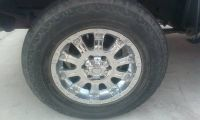 17RIMS WITH TIRE$300