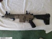 For Sale: AR-15 300 blackout Aero precision pistol with CNC Trigger