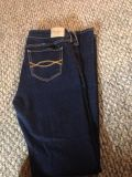 Abercrombie and fitch size 8 jeans