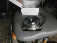 "New PTO Clutch for 1 inch shaft, 5.5"" pulley, GUARANTEED"