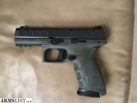 For Sale: Beretta APX 9mm with OD and black frame