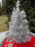 Aluminum Christmas Tree - Remember These?