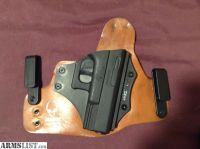 For Sale: Glock 19 Alien Gear iwb Holster