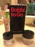Bobby Brown travel size skin care