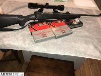 For Sale: Savage 110 cal. 30-06 and 90rds of ammo