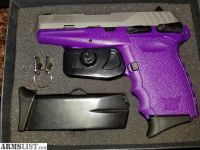 For Sale: Sccy cpx 1 purple