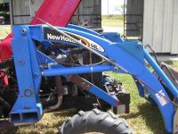 TRACTOR AND SHREDDER FOR SALE