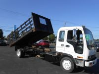 $11,990, 2002 GMC WT5500 with 137,166 Miles