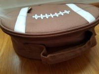 Kids Football lunch cooler thermos brand