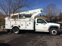 2001 Chevrolet C 3500 HD Reg Cab 159.5
