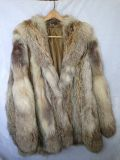 GENUINE Fox Fur Coat