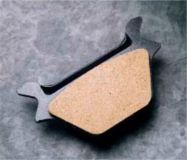 Find Organic Brake Pad John Deere Liquifire 440 Snowfire Spitfire 340 Sportfire motorcycle in Loudon, Tennessee, United States, for US $9.95