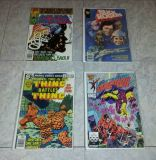 4 Vintage Comics from the 1970s and 1980s. $10 for All 4 Together.