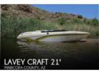 1998 Lavey Craft XTSKI Bowrider