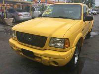 2002 Ford Ranger Super Cab Pickup 4D