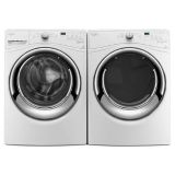 Whirlpool Front Load Washer Dryer Pair *Closeout* WGD7540FW/WFW7540FW