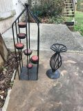 Outdoor or Indoor candle holders