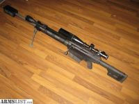 For Sale: 50 BMG Rifle, Rounds, Mags, Nightforce Scope & Rings