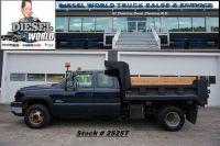 2006 Chevrolet Silverado 3500 Extended Cab Dump Truck