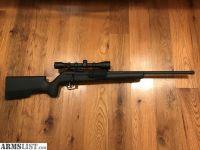 For Sale: Savage Mark II TRR-SR 22lr