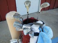 WOMENS GOLF CLUBS