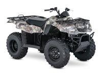 2017 Suzuki KingQuad 400ASi Camo Utility ATVs Jamestown, NY