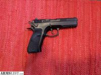 For Sale: C Z USA CZ 75 SP-01 tactical