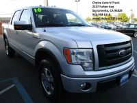 2010 Ford F-150 FX4 4x4 4dr SuperCrew Styleside 5.5 ft. SB