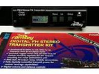 Ramsey FM30B Digital FM Stereo Transmitter Kit: