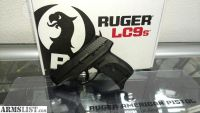 For Sale: Ruger Lc9s pro