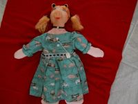 Handmade And Sewn Miss Piggy Doll