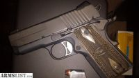 For Trade: Sig Ultra Compact 1911