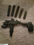 For Sale/Trade: IWI uzi pro with extras