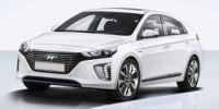 2017 Hyundai IONIQ Hybrid Limited (Symphony Air Silver)