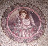 Donna Richardson collector plate