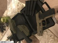 For Sale: Sig P226 Mk25 FDE -4 -15 rd mags - G-Code RTI - Soc Rig