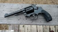For Sale/Trade: S&W model of 1902 military and police .38