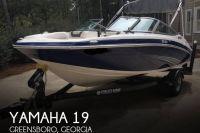 2013 Yamaha SX192