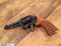 For Sale: Smith and Wesson .38 Special