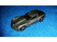 2010 '09 Chevy Corvette Stingray Concept - Silver - 2010 Hot