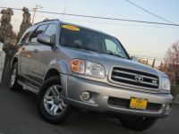 2003 Toyota Sequoia 4dr Limited V8 4WD